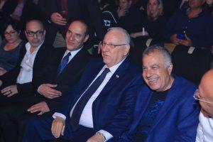אמיר עמר עם נשיא המדינה